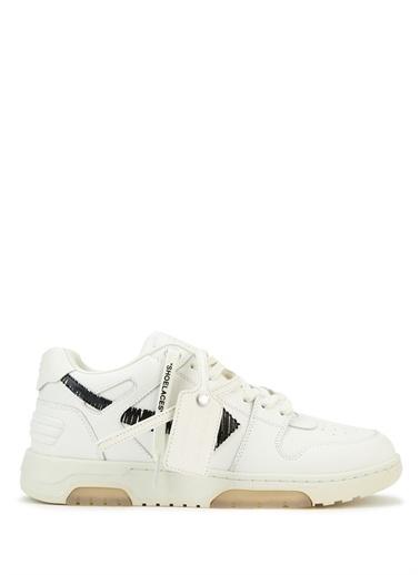 Off-White Sneakers Beyaz